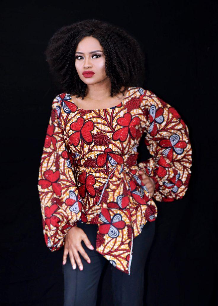 Jo Maxwell girl Fashion