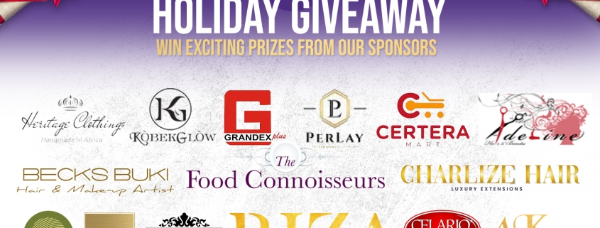 the JMS Holiday Giveaway